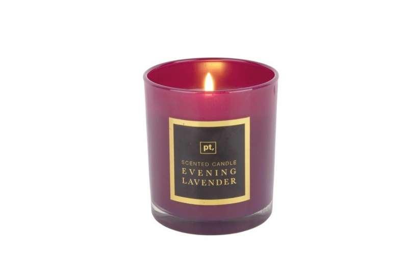 Bougie Parfumée Evening Lavender petit modèle