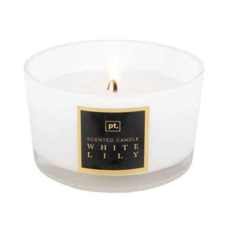 Bougie Parfumée White Lily grand modèle