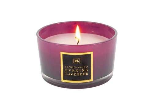 Bougie Parfumée Evening Lavender grand modèle