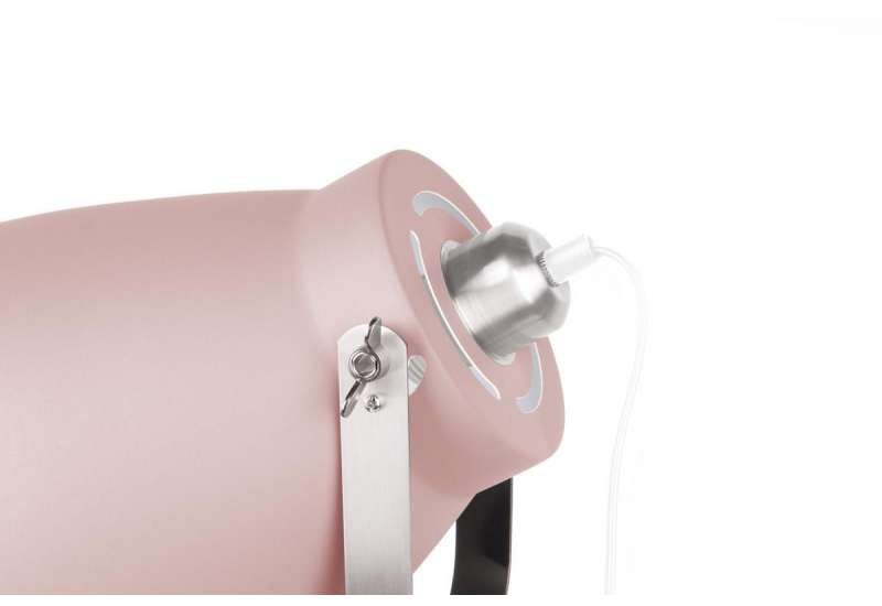 Lampe à poser Mingle mat rose