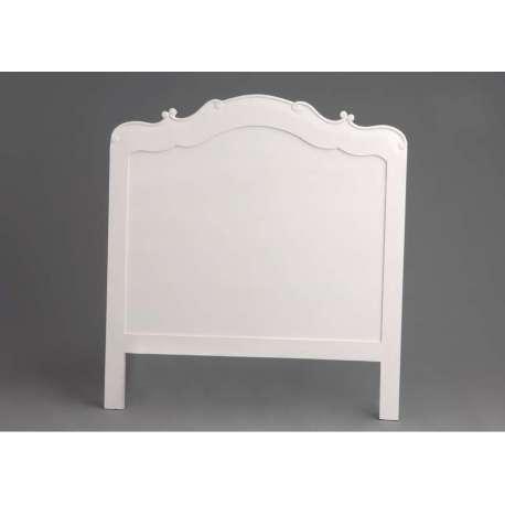 Tête de lit 90 cm Apolline blanc cassé Amadeus