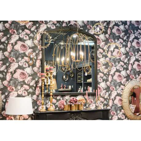 Miroir Extraordinary noire Amadeus