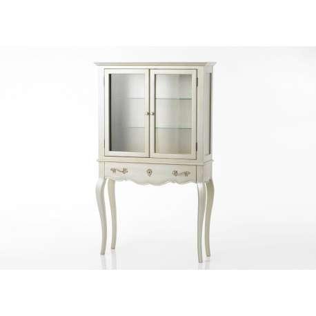 Vitrine vaisselier Murano silver Amadeus