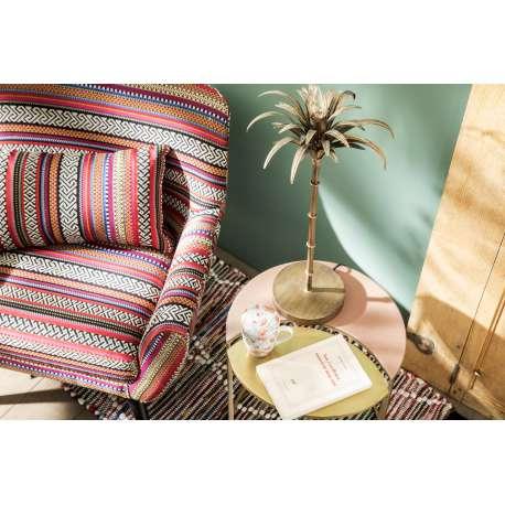 Lampe table palmier