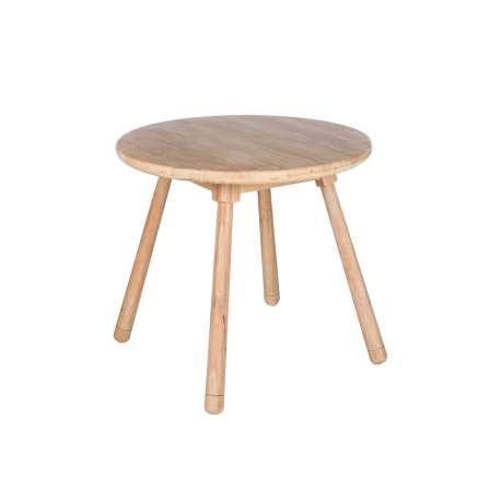 Table Enfant bois naturel J-line