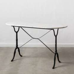 Table à manger marbre 120*60*71
