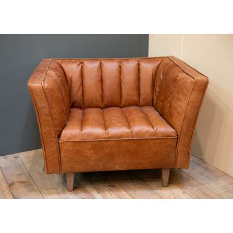 Fauteuil Chicago cuir