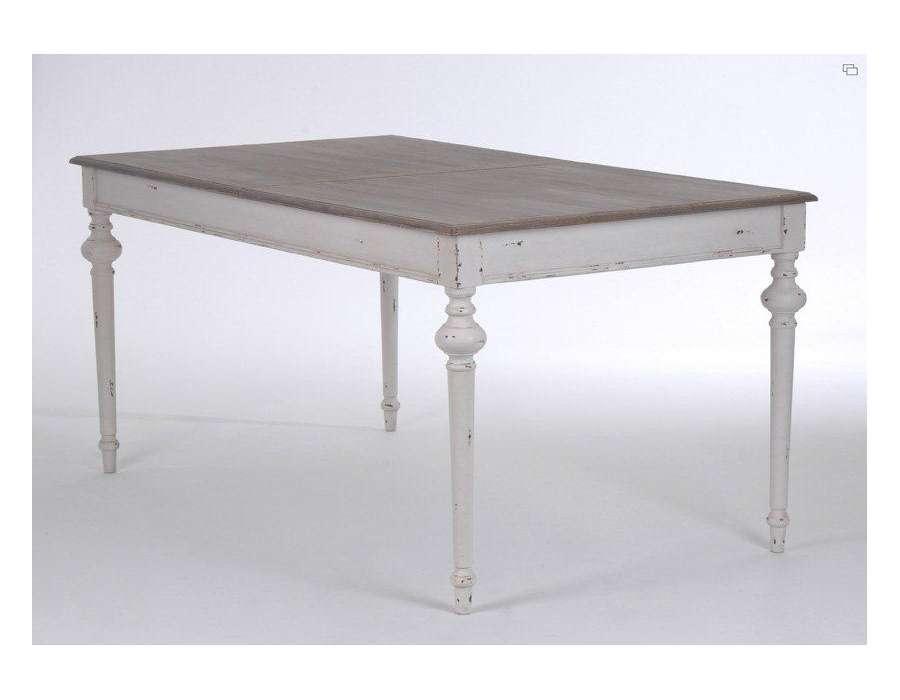 Table à manger Amadeus patinée