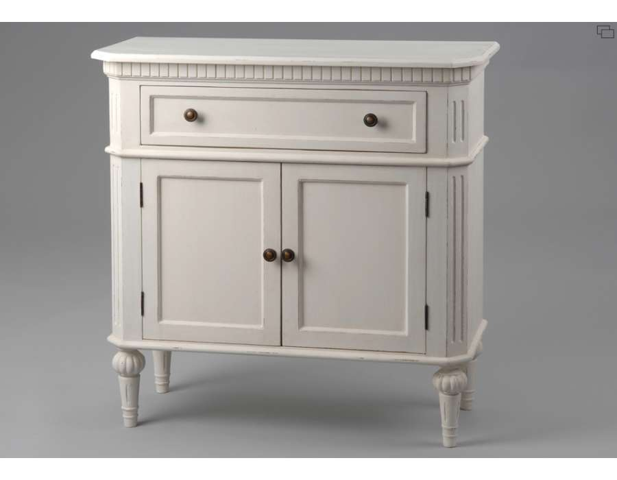 buffet troit blanc directoire. Black Bedroom Furniture Sets. Home Design Ideas