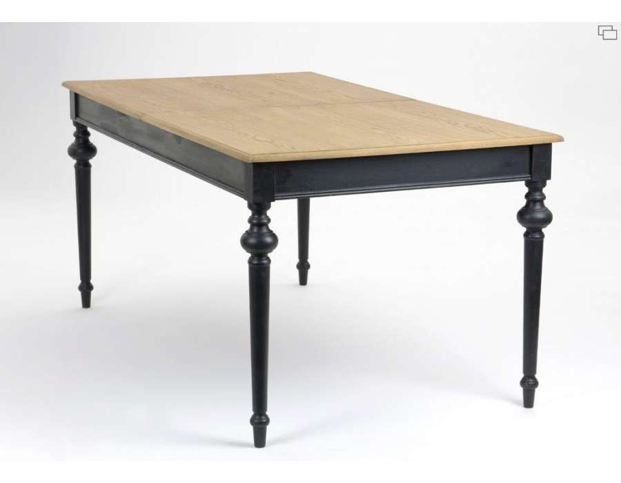 Grande table de salle a manger avec rallonges devis for Grande table a rallonge