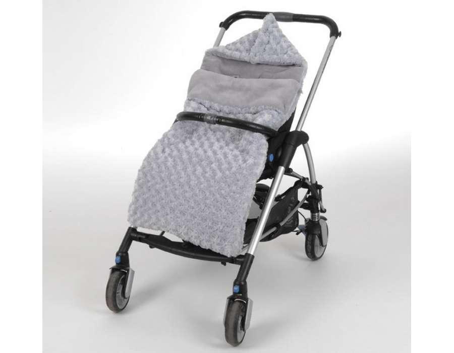 grand nid d 39 ange gris pour les b b s textile amadeus. Black Bedroom Furniture Sets. Home Design Ideas
