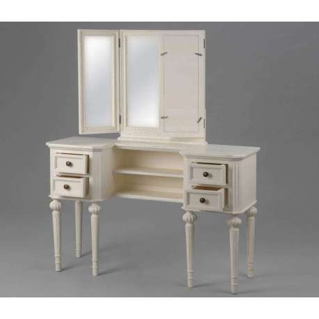 meuble blanc pour la chambre ou coiffeuse blanche ou bureau blanc. Black Bedroom Furniture Sets. Home Design Ideas