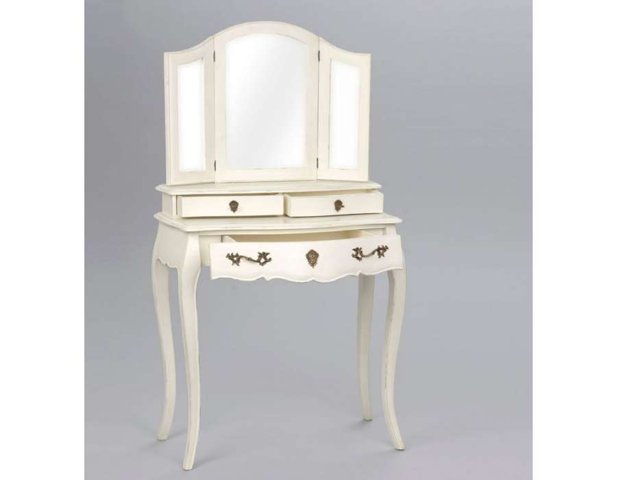 coiffeuse amadeus gamme murano meuble de charme amadeus. Black Bedroom Furniture Sets. Home Design Ideas