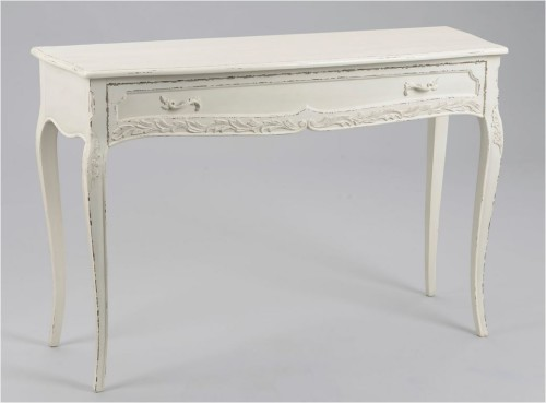Collection de meubles shabby chic le grenier de juliette for Meuble romantique blanc