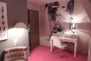 la chambre de Jessie